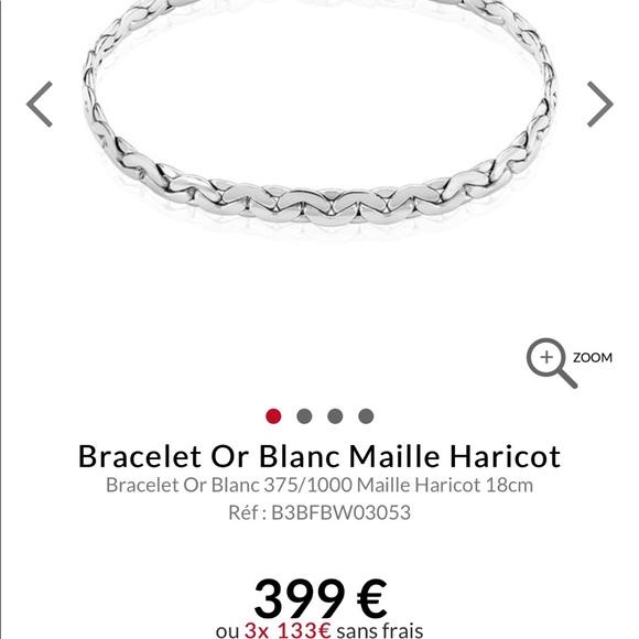 bracelet pandora histoire d'or